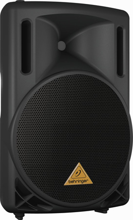 Behringer Eurolive B212D Active 550W 2-Way PA Speaker System 12 In.