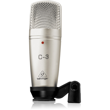 Behringer C-3 Professional Condenser Microphone