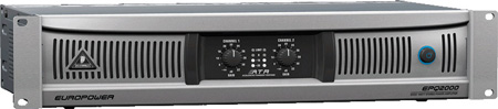 Behringer EUROPOWER EPQ2000 Pro 2000-Watt Lightweight Stereo Power Amp