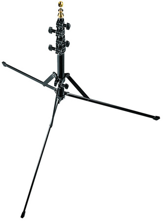 Manfrotto 5001B 6ft Black Nano Stand