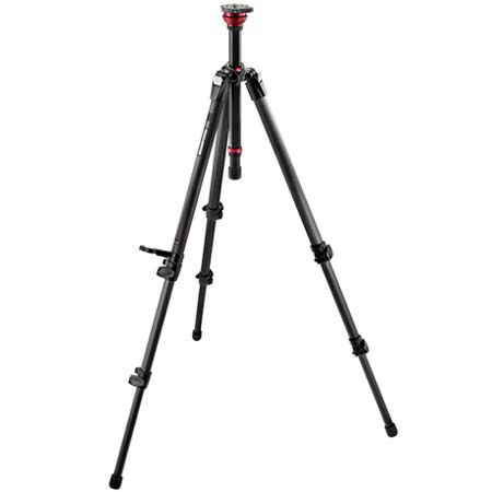 Manfrotto 755CX3 MDEVE Carbon Fiber Tripod