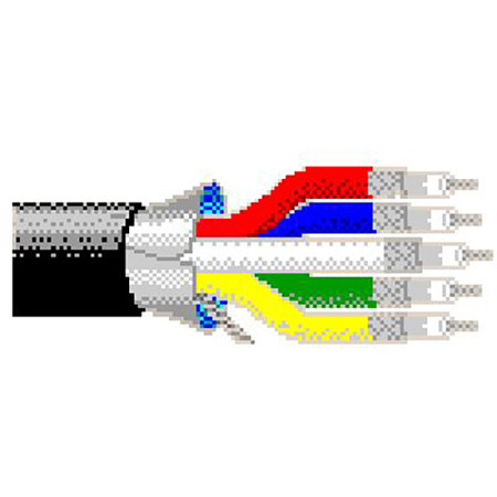 Belden 1522A RGB Coax Cable 500Ft
