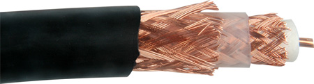 Belden 8233 RG11 Type Triaxial Cable 1000 Foot