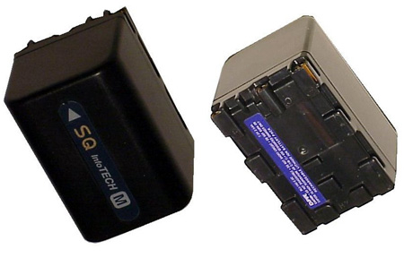 Lithium Ion 7.2V 4.0 Ah Battery for Sony NP-FM90 & DSR-PDX10