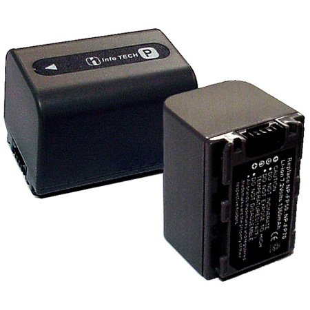 Lithium Ion Replacement Battery for Sony NP-FP90