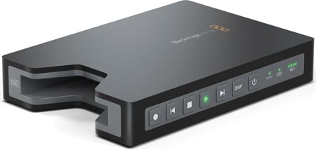 Blackmagic HyperDeck Shuttle 2 Avid DNxHD & QuickTime Disc Recorder