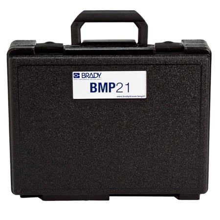 Brady BMP21-HC Hardside Carrying Case