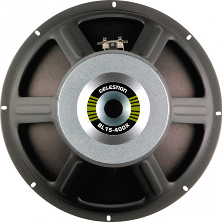 Celestion Green Label Series BN15-400X - 400 Watt Speaker (Neodymium Magnet)