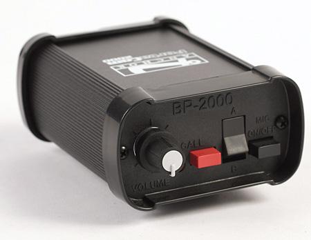 Anchor Audio PortaCom 2000 BP-2000 2 Channel Belt Pack