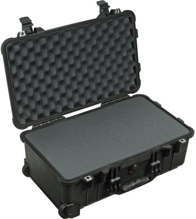 Pelican 1510 Carry On Case - OD Green w/Foam