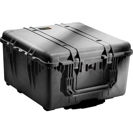 Pelican 1640NF Transport Case - Black (No Foam)