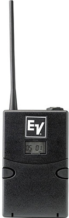 EV Wireless Bodypack Transmitter w/TA4F Conn. No Mic Band A 648-676mhz