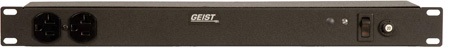 Geist BR120-1026 20 Amp 120V 12 Outlet Rackmount Power Strip