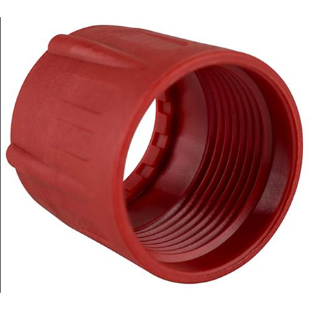 Colored bushing for NE8MC and NE8MC-B -Red - Each