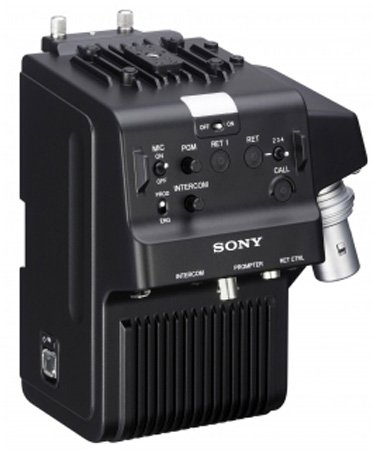 Sony CA-TX50 Triax Adapter for DXCD55 Cameras