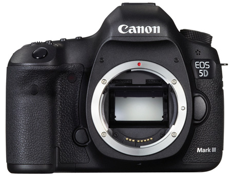 Canon EOS 5D Mark III Digital SLR Camera - Body Only with free 16GB SD Card