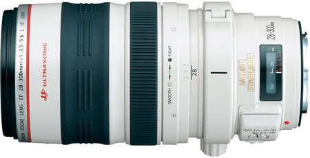 Canon 9322A002 EF 28–300mm f/3.5–5.6L IS USM Lens