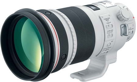 Canon 4411B002 EF 300mm f/2.8L IS II USM Lens