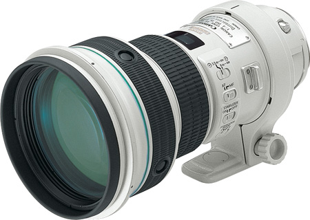 Canon 7034A002 EF 400mm f/4 DO IS USM Lens