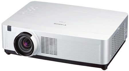Canon LV-8320 WXGA Wide Screen Resolution (1280 x 800) LCD Projector