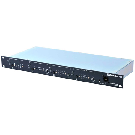 Clear-Com IF4W4 Encore Four-Channel 3/4-Wire Camera Interface
