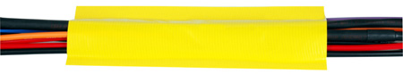 Yellow 4 Inch Channel Tape 30 Yard Roll