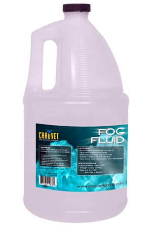 Chauvet FJU Fog Juice - Gallon