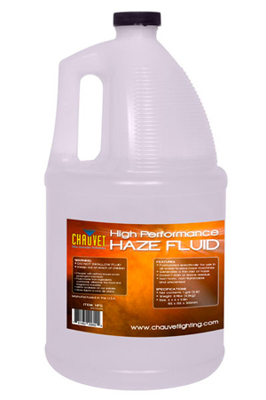 Chauvet HFG Haze Fluid Gallon