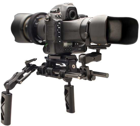 Cinevate Cyclops Viewfinder with Articulating Mount