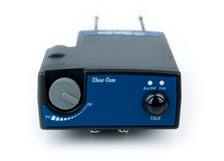 Clear-Com WTR-670 Single-Channel Wireless UHF Transceiver - Band B4