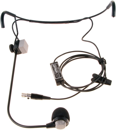 Crown Headworn Mic Wired for Shure