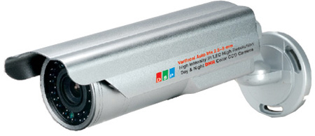 Sony CM259VAIR-SL 1/3 Inch CCD High Resolution IR Bullet Camera