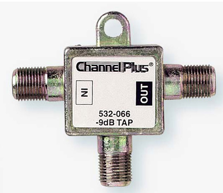 Channel Plus Tap/Combiner - EACH