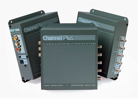 Channel Plus 3015 2x4 Whole-House RF Distribution System w/IR Support