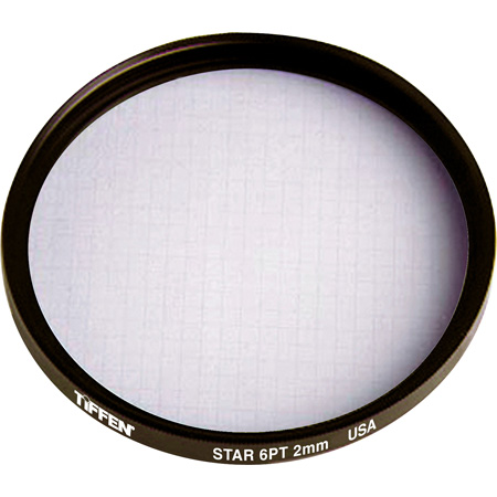 Tiffen 52mm Star Effects 6 Point