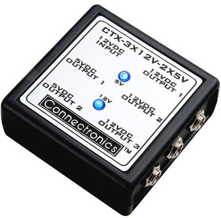 Connectronics CTX-3X12V-2X5V Low Voltage Power Supply