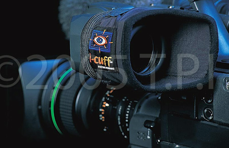 I-CUFF Viewfinder Hood for DV Camcorders