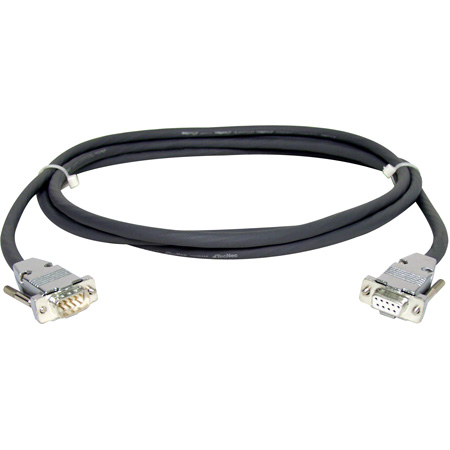9-Pin Male/Female RS422 Cable 25FT