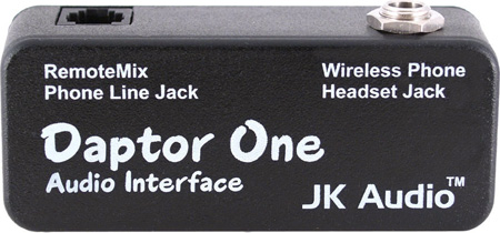 JK Audio Daptor One Wireless Telephone Adapter
