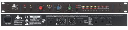 DBX 160A Compressor Limiter