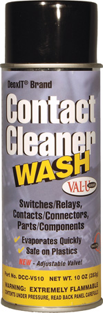 Caig DCC-V510 DeoxIT 10 Ounce Val-U Contact Cleaner