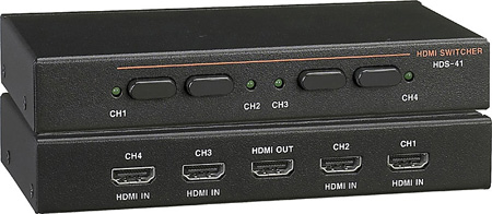 Digital Extender 2x1 HDMI Switcher