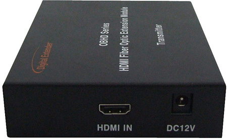 Digital Extender OBHD-BOX HDMI To MultiMode LC Fiber Transmission System