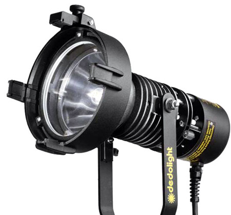 Dedopar 400/575W Light head w Reflector Requires DEB400D Ballast and Lamp