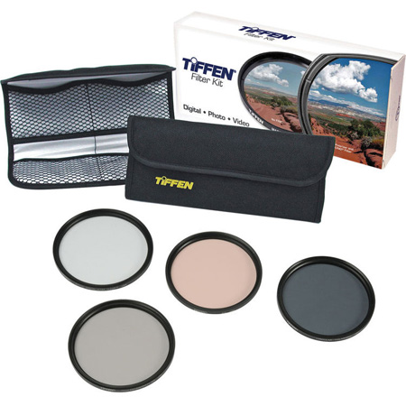 Tiffen 37mm Digital Enhancing Filter Kit