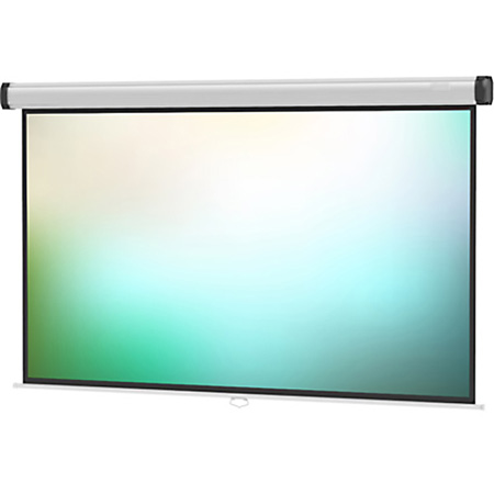 Da-Lite 38827 78x78 In. Square Format Easy Install Manual Screen w/CSR
