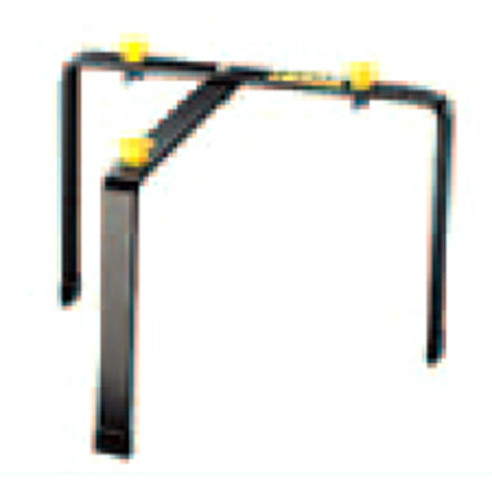 DaLite 42072 Piggyback Stand for Projecto Stands