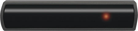 Xantech DL85 LCD Proof Designer Dinky Link -Black