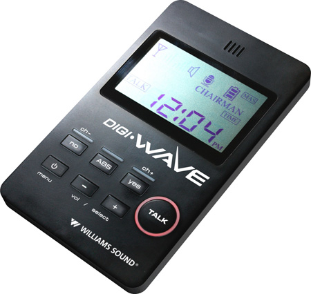 Williams Sound DLT-100 Digi-WAVE Transceiver