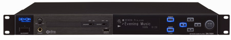 Denon DN-700H DLNA Stream or Apple AirPlay Network Audio Player